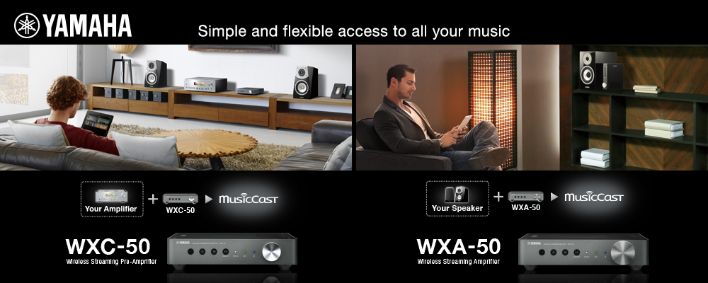 Network Audio Players