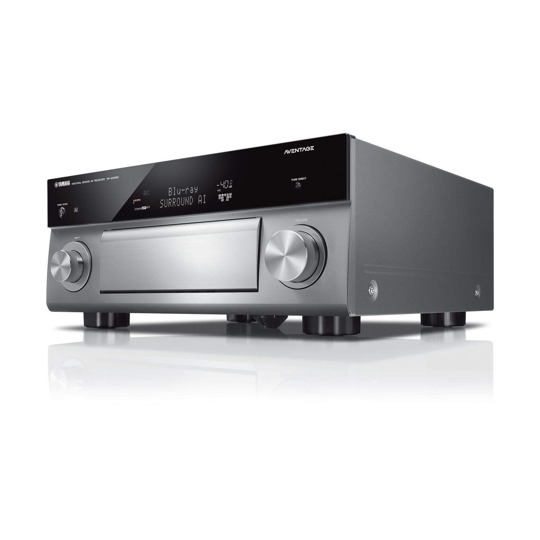 yamaha rx a3080 aventage 9 2 channel av receiver. Black Bedroom Furniture Sets. Home Design Ideas