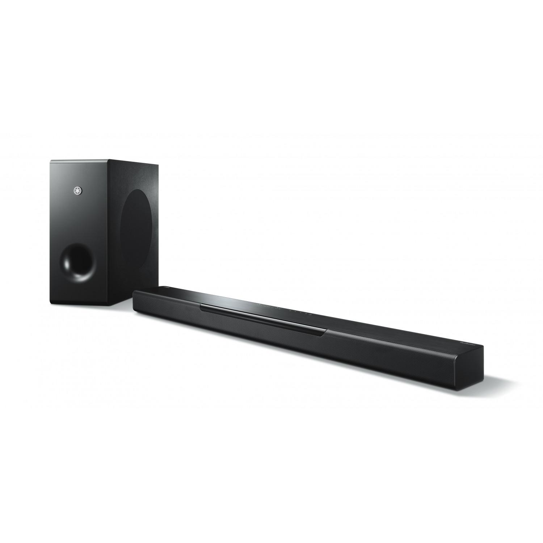 yamaha musiccast bar 400 soundbar with subwoofer. Black Bedroom Furniture Sets. Home Design Ideas