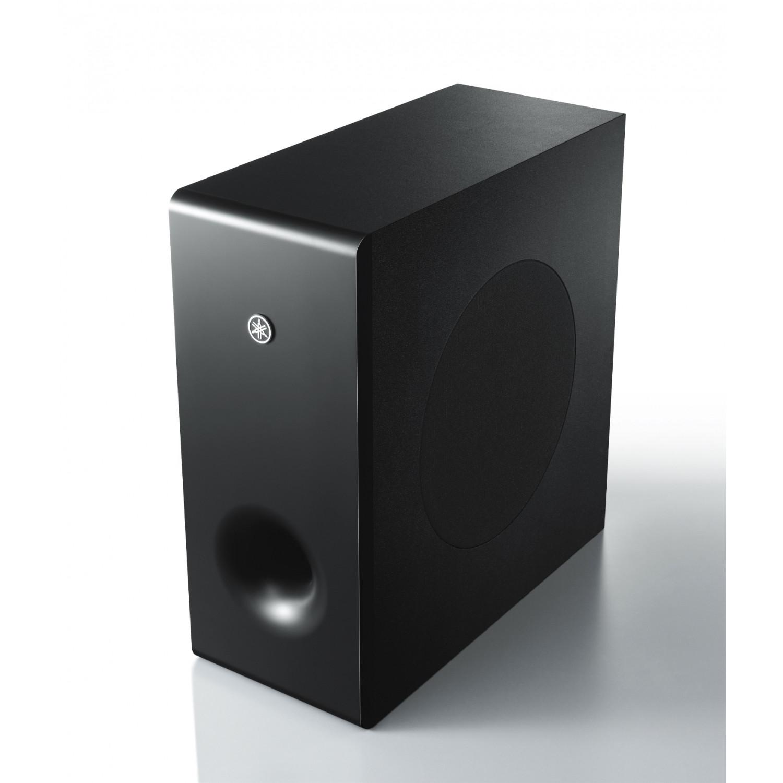 Yamaha musiccast bar 400 soundbar with subwoofer for Yamaha soundbar with subwoofer
