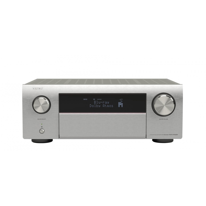 Denon AVR-X4500H 9 2 Channel AV Surround Receiver