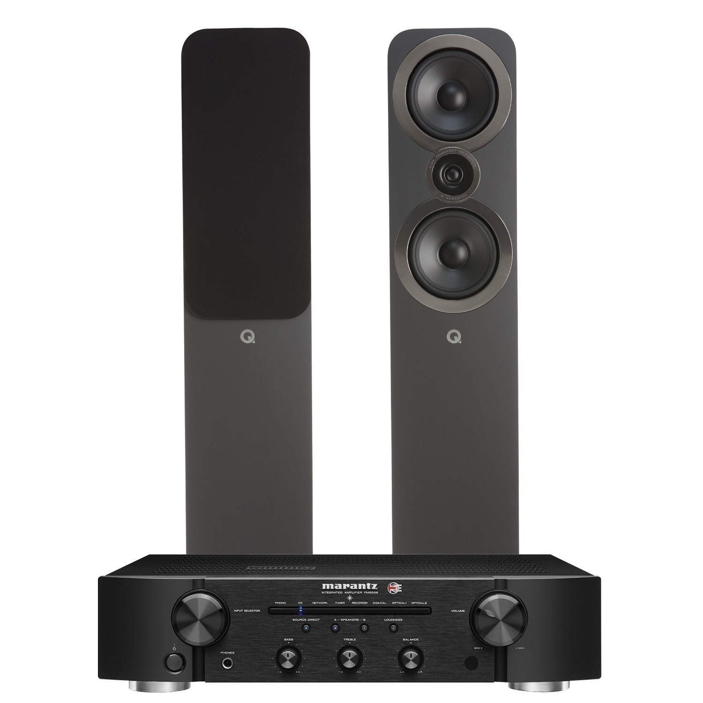 Marantz Pm6006 Uk Edition With Q Acoustics 3050i
