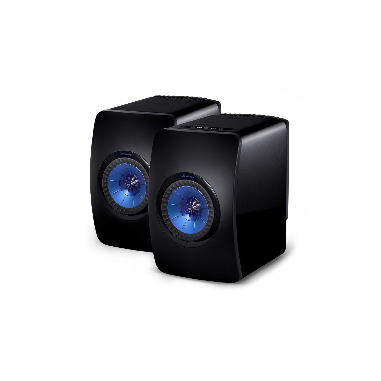 kef ls50 wireless speaker size