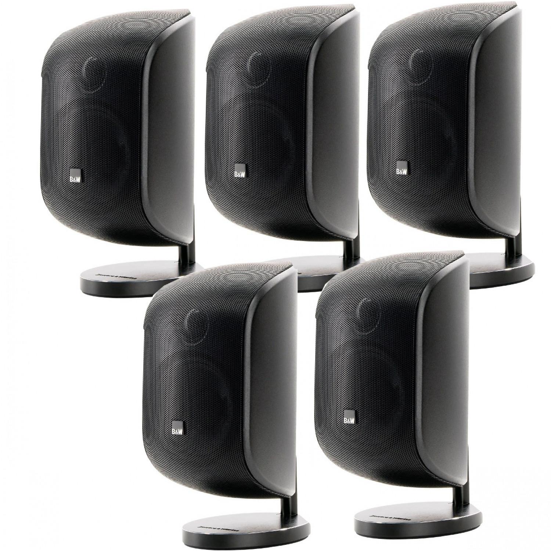 b&w m1 speakers full range