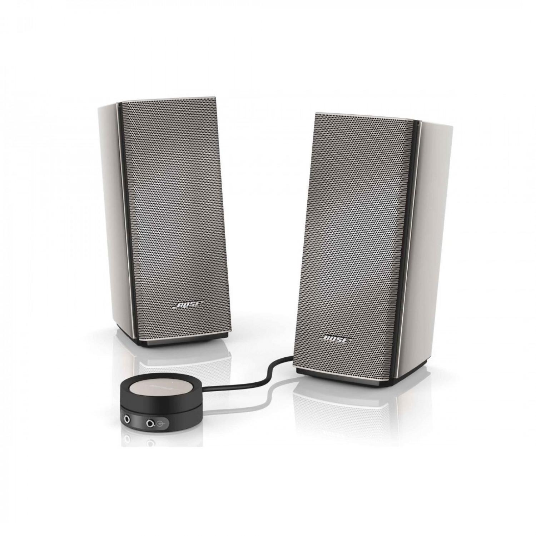 Bose Sound System >> Bose® Companion® 20 Multimedia Speaker System
