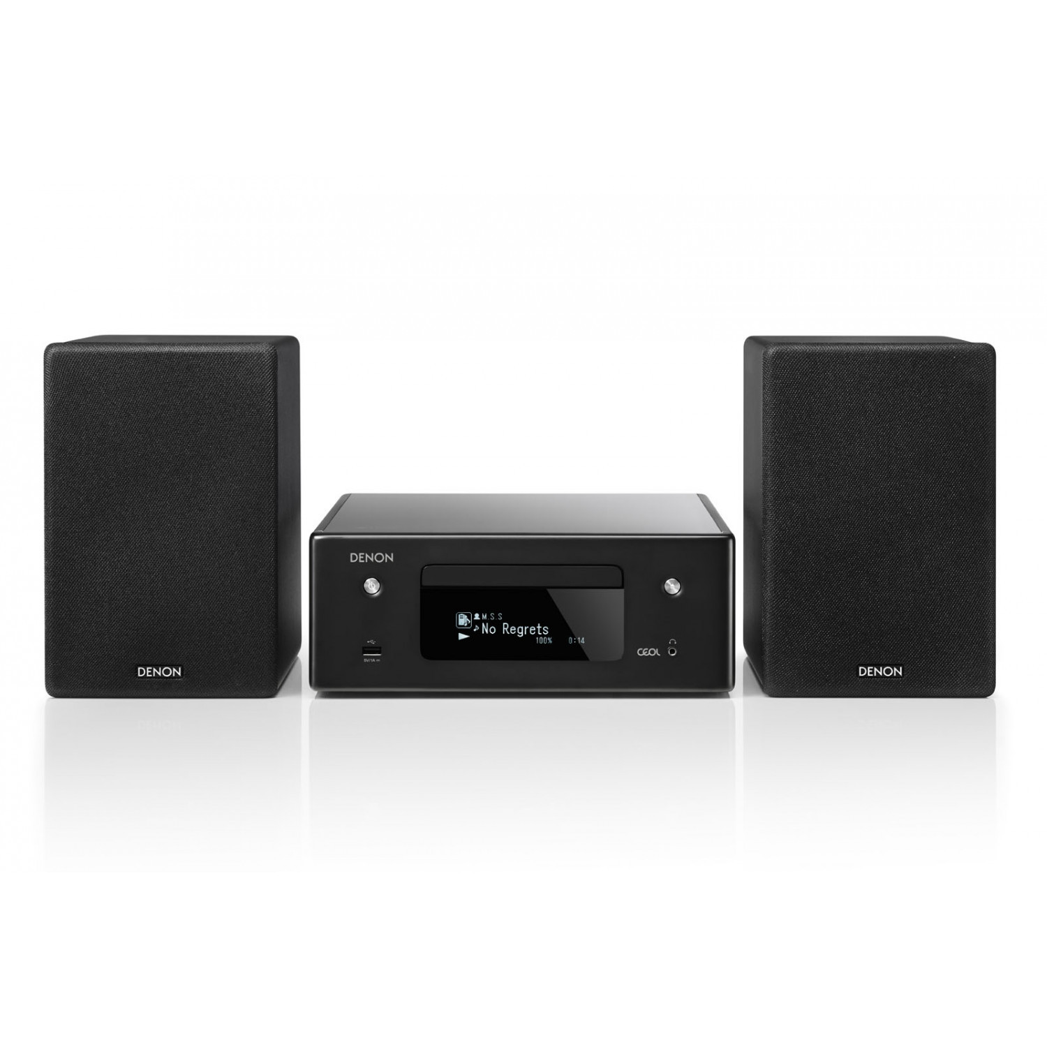 Denon CEOL N10 Compact Hi-Fi System with SC-N10 Speakers
