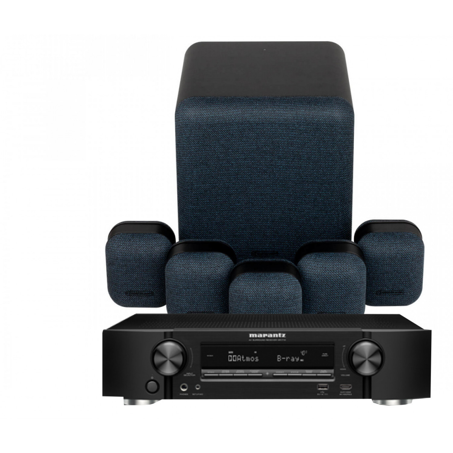 dolby atmos speaker with monitor audio mass