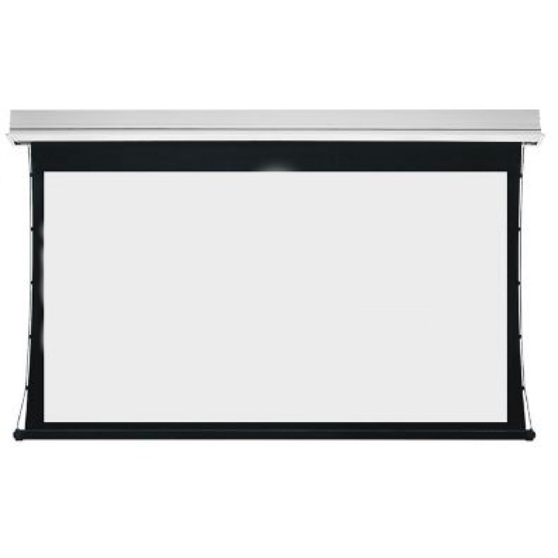 Grandview Cyber In Ceiling Tab Tensioned Acoustic Screen 16 9