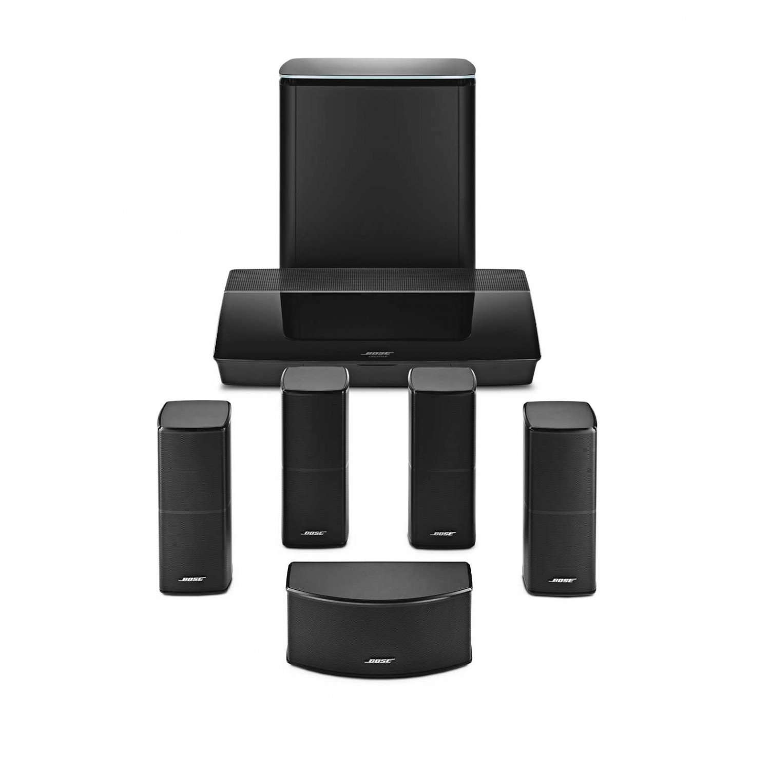 bose lifestyle 600 home cinema system. Black Bedroom Furniture Sets. Home Design Ideas