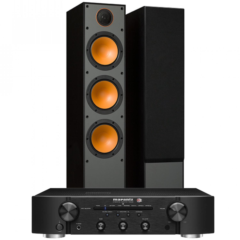 Marantz PM6006 UK Edition with Monitor Audio Monitor 300