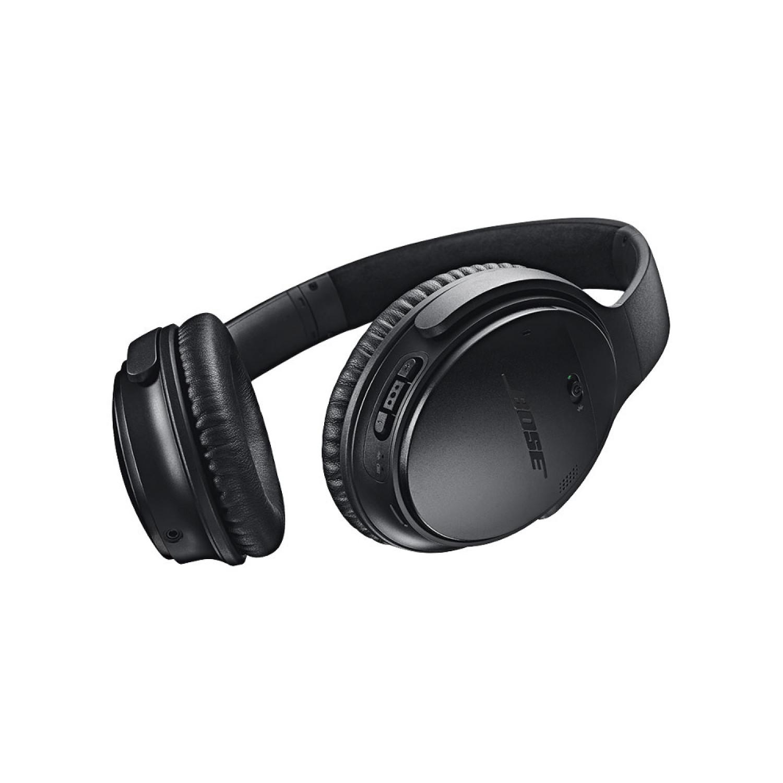 Bose QuietComfort 35 Wireless Noise Cancelling Headphones - best over ear headphones