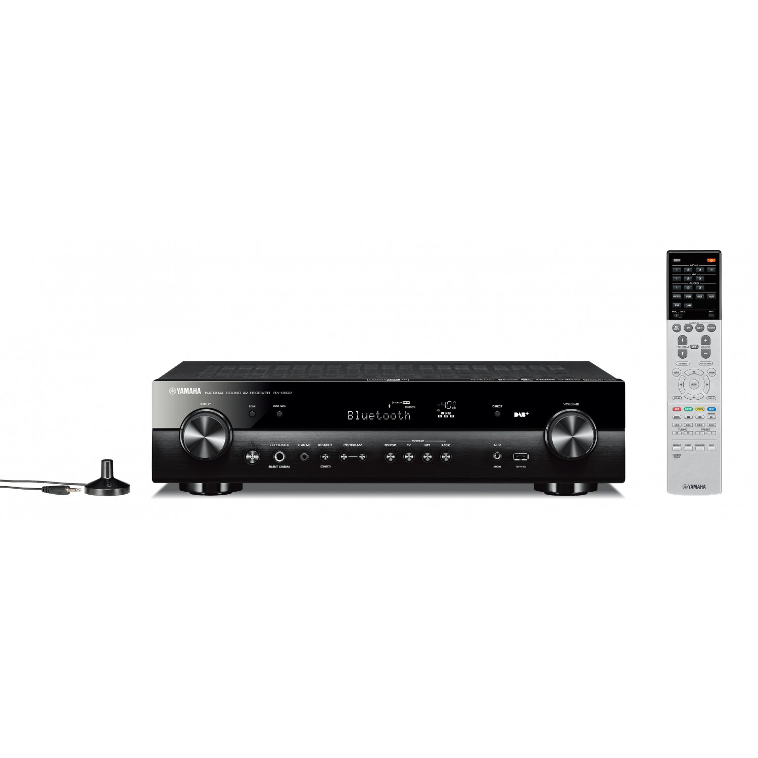 yamaha rx s602 av receiver. Black Bedroom Furniture Sets. Home Design Ideas