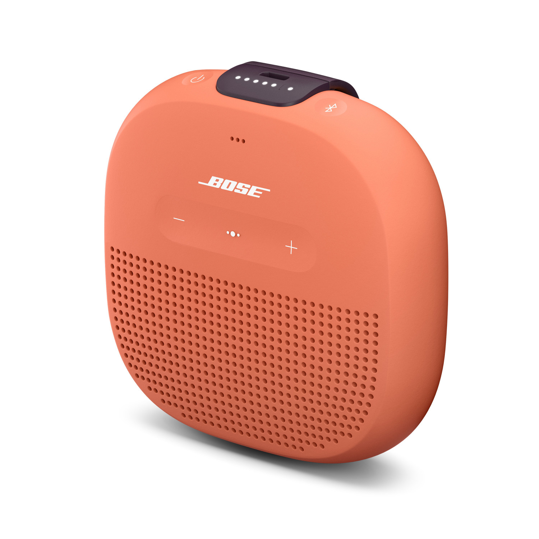 bose soundlink micro wireless speaker dark blue