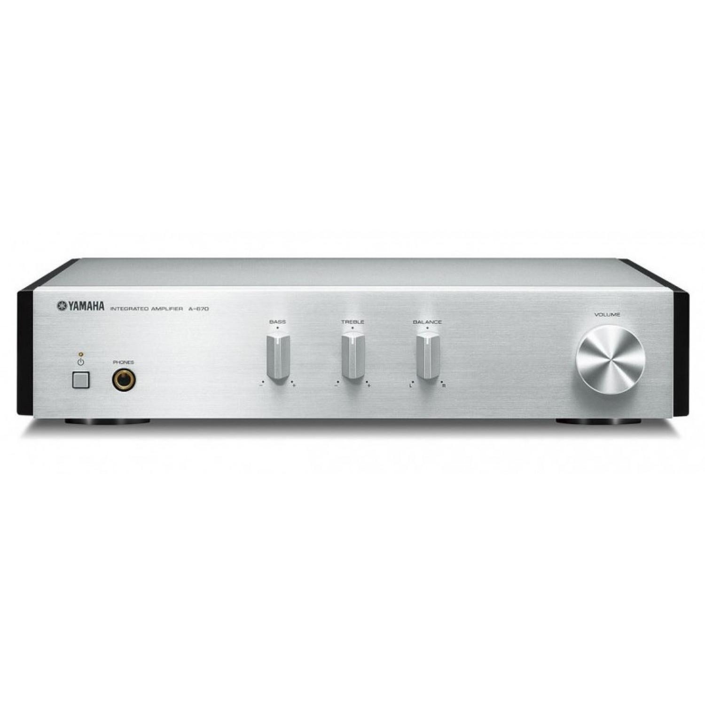 Yamaha A-670 Compact Hi-Fi Amplifier