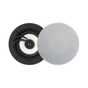 "Lithe Audio 6.5"" Bluetooth 5 IP44 Rated Bathroom Ceiling Speaker (PAIR)"