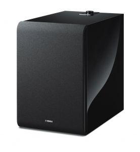 Open Box - Yamaha MusicCast SUB 100 Subwoofer (NS-NSW100) - Black