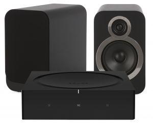 Sonos Amp with Q Acoustics Q3020i