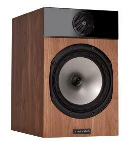 Open Box - Fyne Audio F301 Bookshelf Speakers - Light Oak
