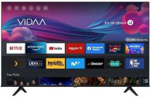"Hisense 55"" A6G 4K UHD HDR Smart TV with Alexa & Google Assistant"
