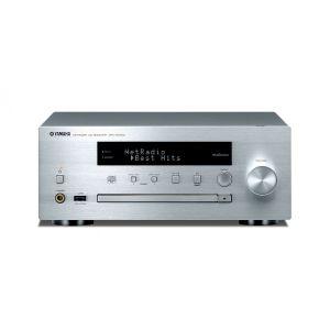 Manufacturer Refurbished - Yamaha CRX-N470D - Silver