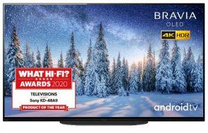 Open Box -Sony KE48A9BU OLED Television