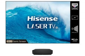 Hisense 88L5 4K Laser TV with ALR Sonic Screen HDR10 and Dolby Atmos®