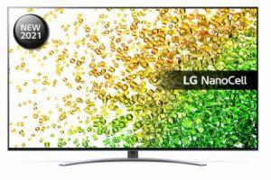 """LG 50NANO886PB 2021 Range 50"""" Nanocell TV"""