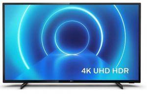"""Philips 50PUS7505 50"""" Smart LED 2020 Range Television"""
