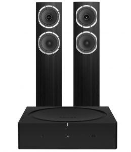 Sonos Amp with Fyne Audio F501 Speakers