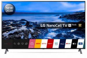 """LG 55NANO956 8K 55"""" Television"""