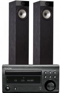 Denon D-M41DAB Hi-Fi System with Fyne Audio F302 Speakers