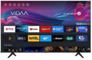 "Hisense 65"" A6G 4K UHD HDR Smart TV with Alexa & Google Assistant"