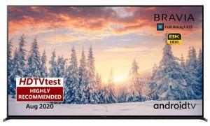 Sony KD75ZH8BU TV
