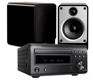 Denon D-M41DAB Hi-Fi System with Q Acoustics Concept 20 Speakers