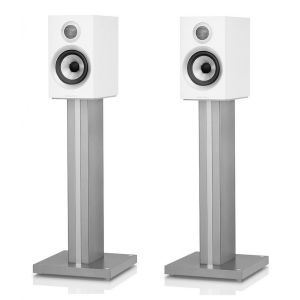 Open Box - Bowers & Wilkins 707 S2 Standmount Speakers - Satin White