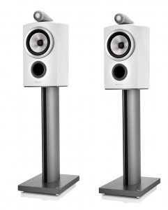 Open Box - Bowers & Wilkins 805 D3 Standmount Speakers - White