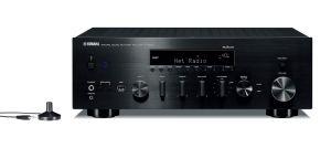 Manufacturer Refurbished - Yamaha R-N803D Network Amplifier - Black