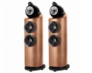Ex Display - Bowers & Wilkins 803 D3 Floorstanding Speakers - Walnut