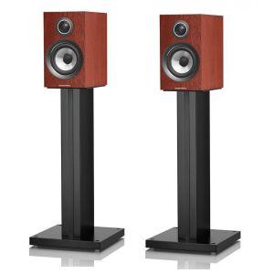 Open Box - Bowers & Wilkins 707 S2 Standmount Speakers - Rosenut