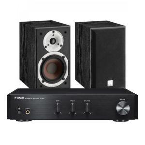 Yamaha A-670 with Dali Spektor 1 Bookshelf Speakers