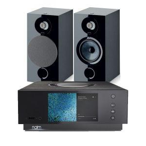 Naim Atom HDMI with Focal Chora 806 Bookshelf Speakers