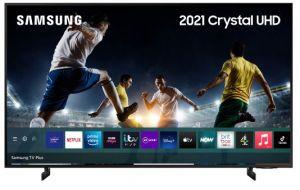 "Samsung 2021 range 55"" UE55AU8000 Crystal UHD 4K HDR Smart TV"