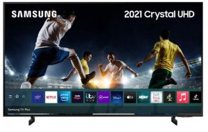 "Samsung 2021 range 60"" UE60AU8000 Crystal UHD 4K HDR Smart TV"