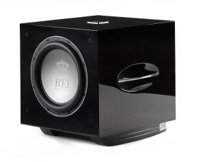 Open Box - REL S/812 Subwoofer - Black