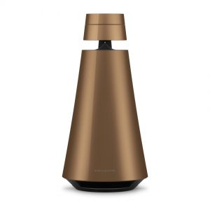 Open Box - Bang & Olufsen Beosound 1 With Google Assistant - Bronze Tone
