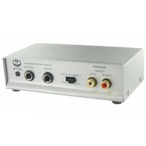 B-Tech BT26 Phono/Microphone Pre Amp