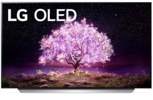 "LG OLED48C16LA 2021 Range 48"" 4K Smart OLED Television"