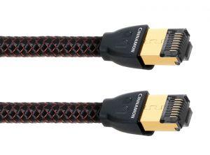 AudioQuest RJ E Cinnamon Ethernet Cable