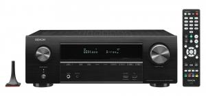 Open Box - Denon AVR-X1600H DAB AV Receiver