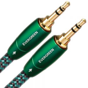 AudioQuest Evergreen - 3.5mm to 3.5mm Cable